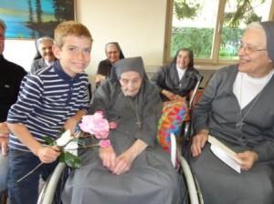 100 anni sr Armida Bello