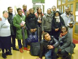 Coro comunità cristiana francofona