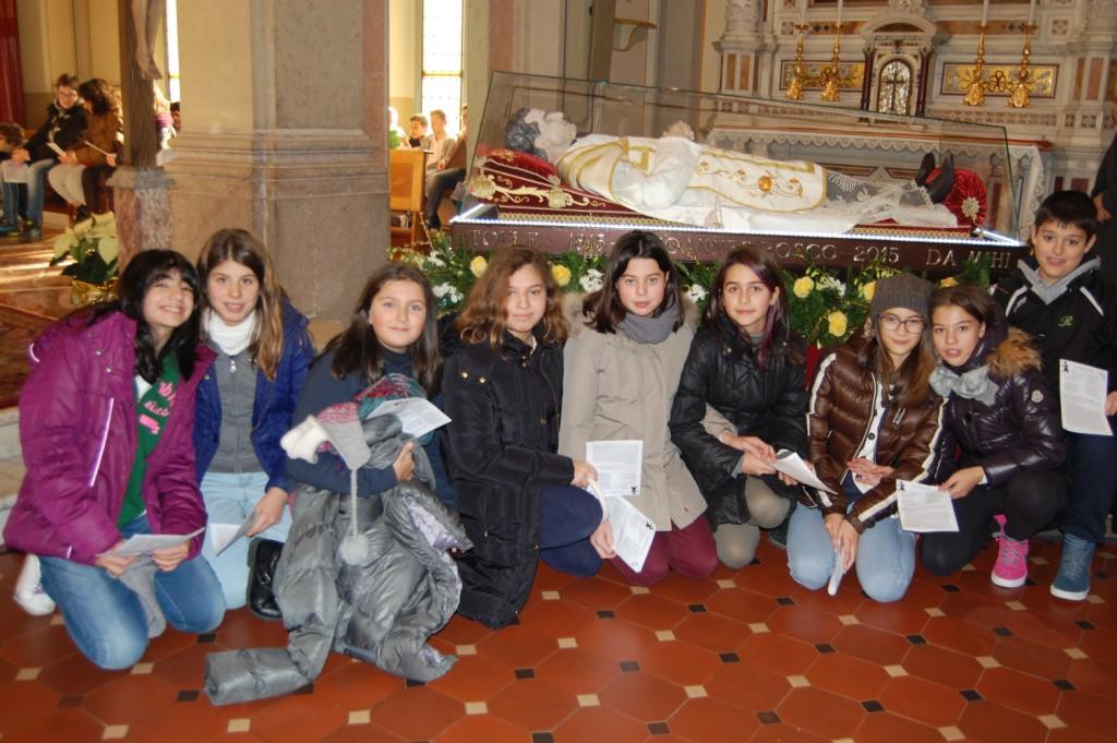 Don Bosco a Novara Immacolata
