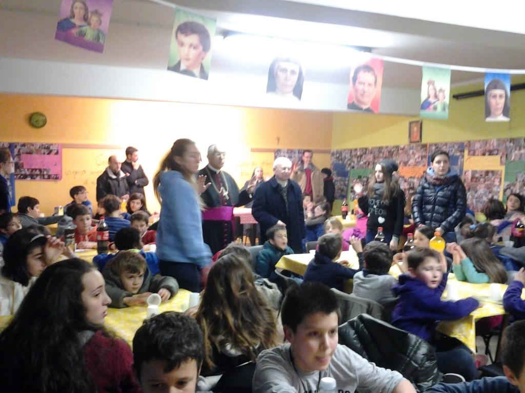 Agliè: festa di don Bosco