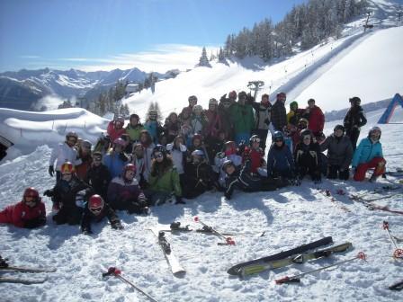 Novara Immacolata: settimana sulla neve!