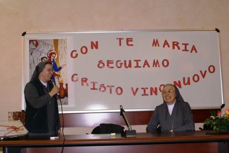 BUONA NOTTE DI MADRE YVONNE
