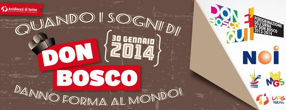 L'urna di don Bosco a Torino