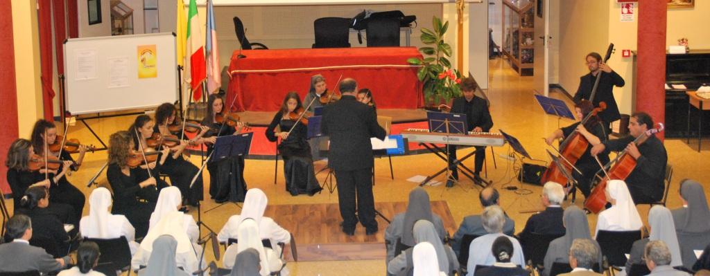 Mornese: concerto per le Capitolari