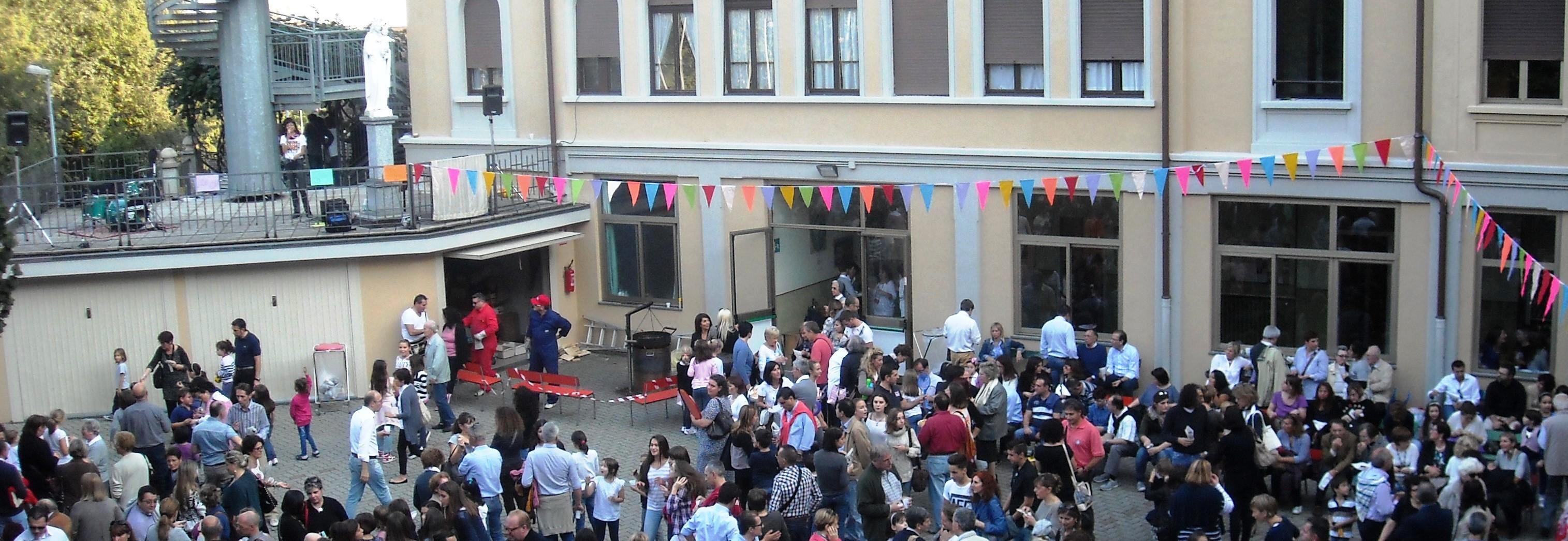 Novara: festa missionaria all'Immacolata