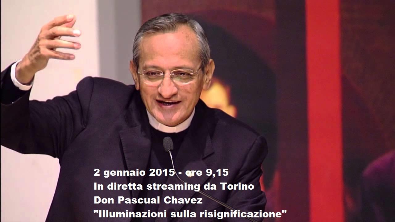 Don Chavez parla alle fma di Piemonte e Valle d'Aosta: 2 gennaio ore 9,15