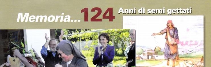 124 anni delle fma a San Giusto Canavese