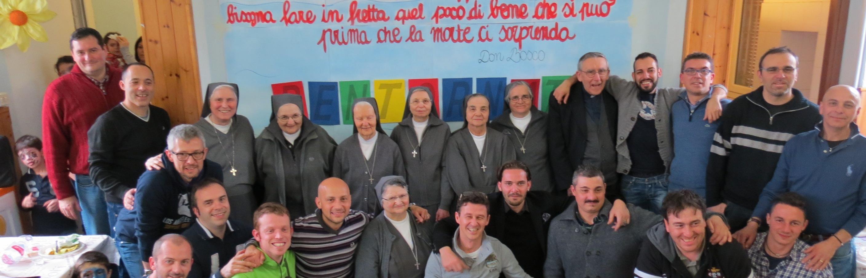 Le ex-allieve di Giarole (Al) festeggiano con le FMA