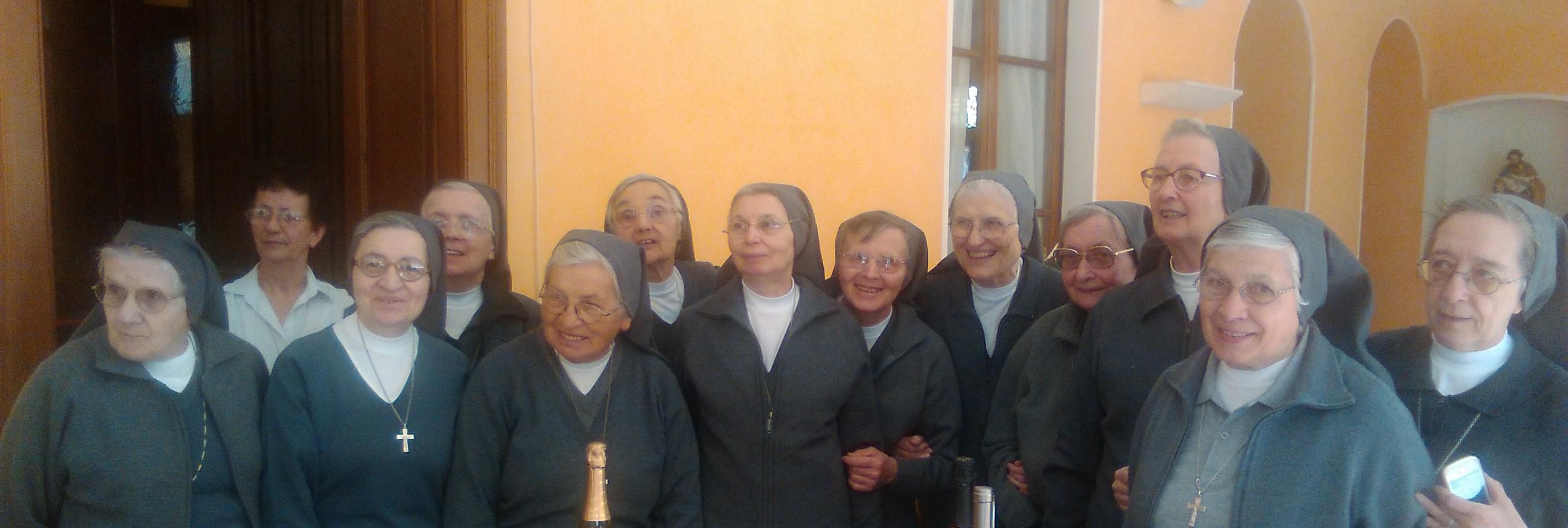 50° e 25° di professione religiosa a Nizza Monferrato