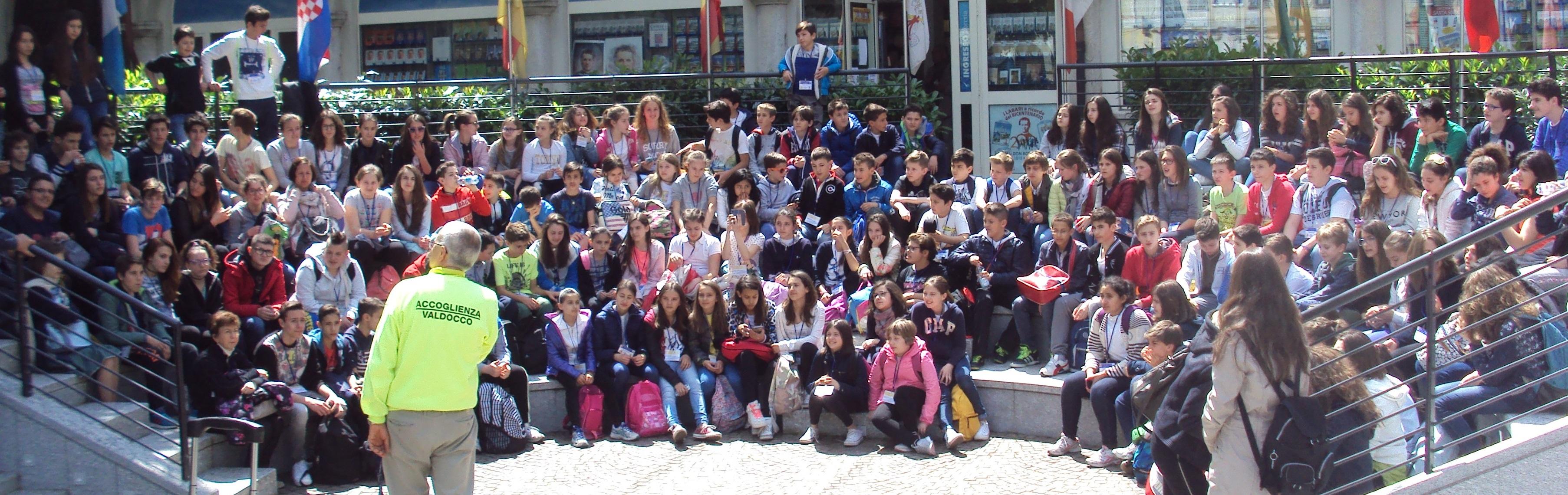 Sindone: pellegrinaggio scuole di Novara