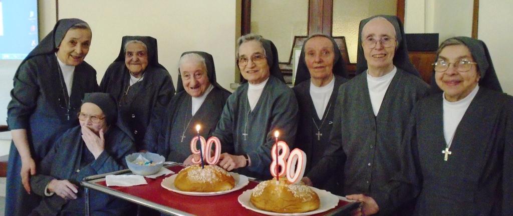 Roppolo: festa di compleanno per gli 80 e i 90 anni. AUGURI!