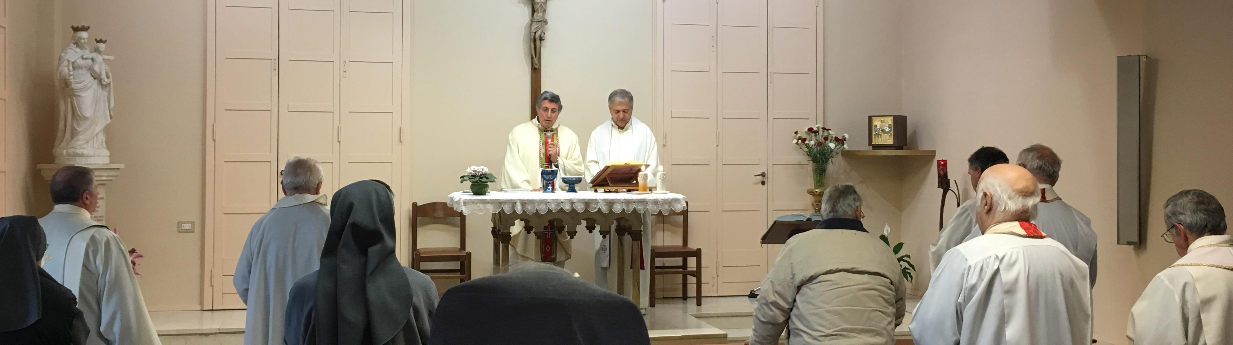 Ritiro e Festa di Santa Teresa a Chieri