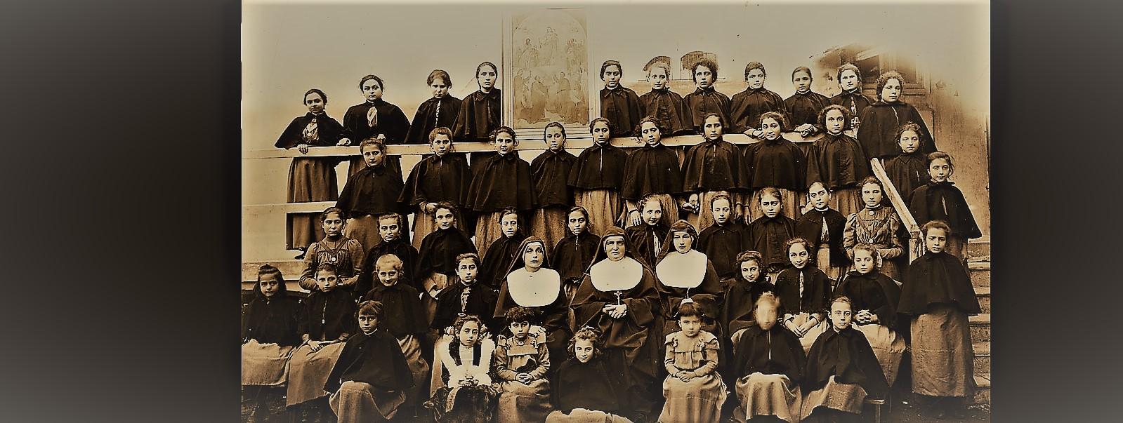 Il sito dell archivio storico di nizza figlie di maria for Sito storico