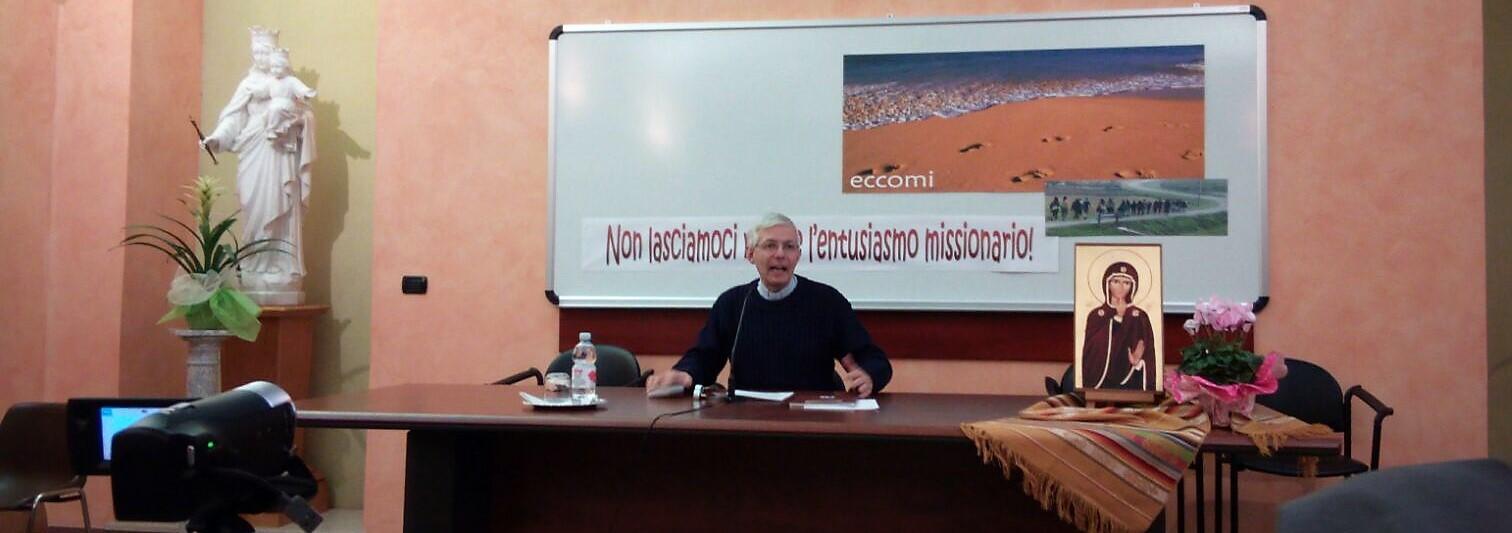 Don Andrea Bozzolo: In cammino verso il Sinodo sui giovani – Ricerca e discernimento – video