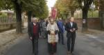 Processione con il Vescovo , Mons. Micchiardi