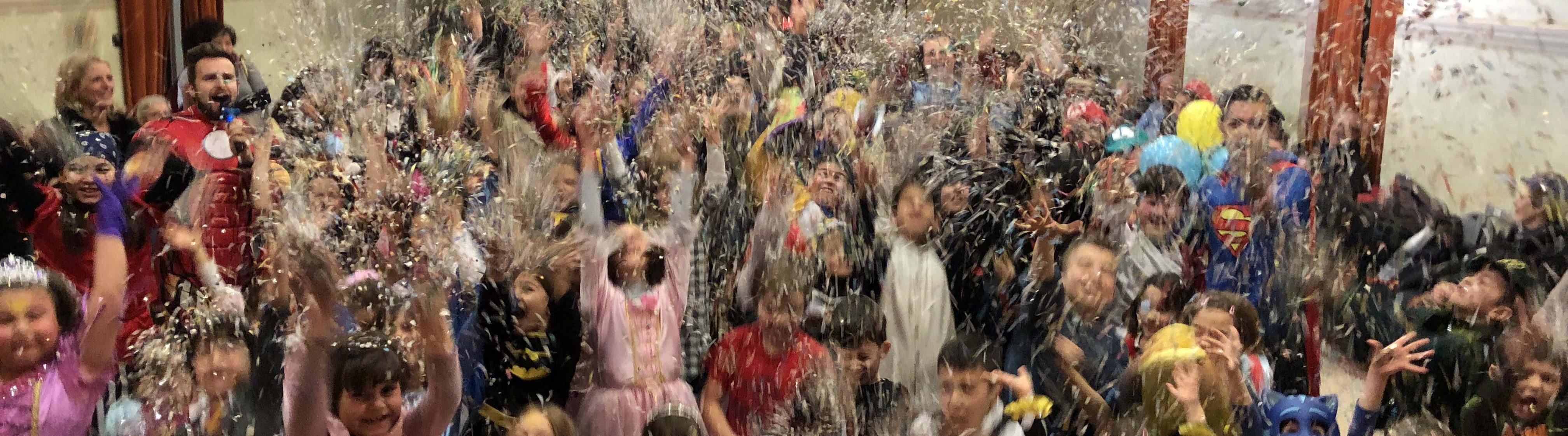 Carnevale all'oratorio di Acqui Terme
