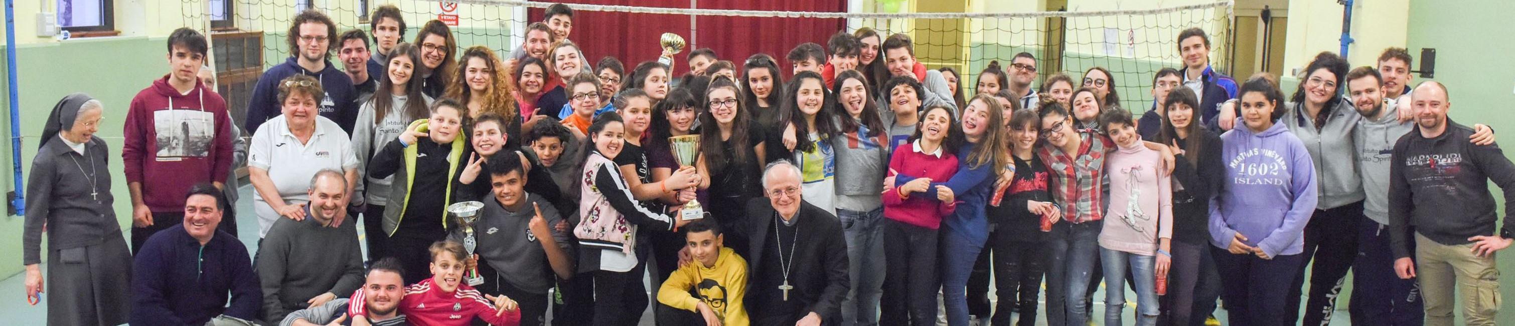 Acqui Terme: Festa Giovani all'Istituto Santo Spirito