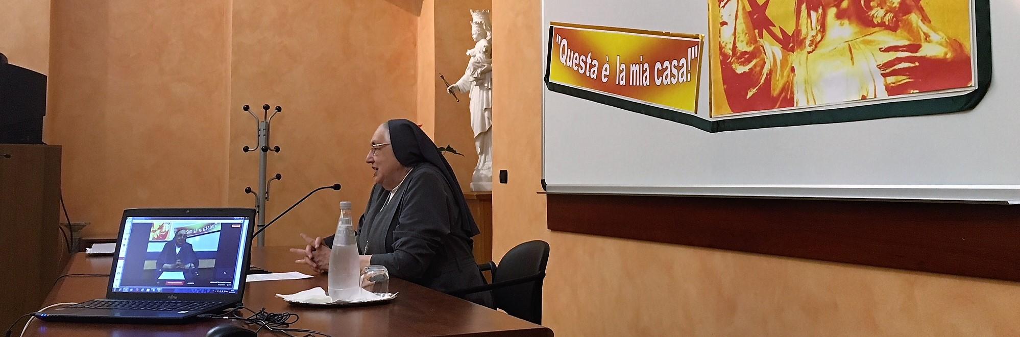 FESTA DI MARIA AUSILIATRICE 2018: BUONA NOTTE DI MADRE YVONNE REUNGOAT