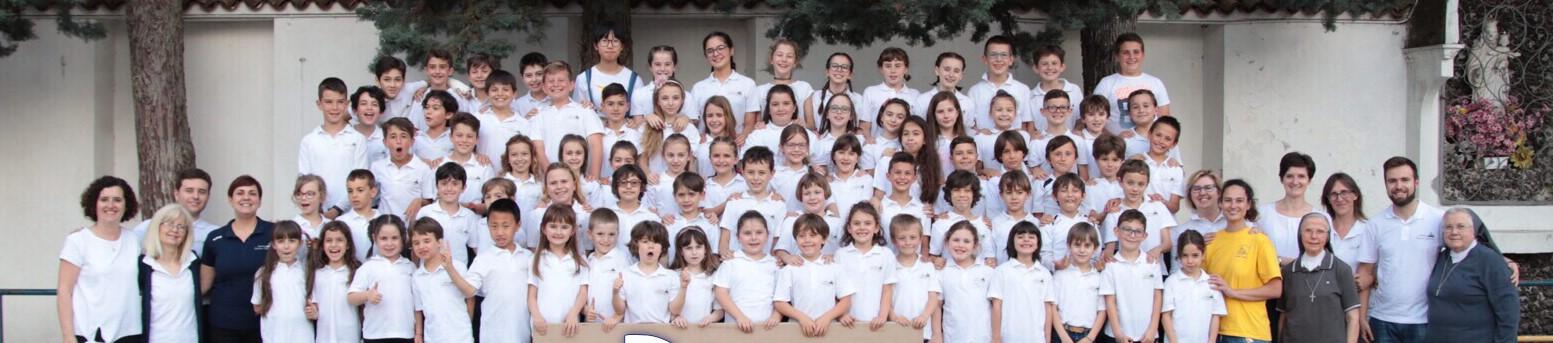 ACQUI TERME:  BILINGUAL PRIMARY SCHOOL