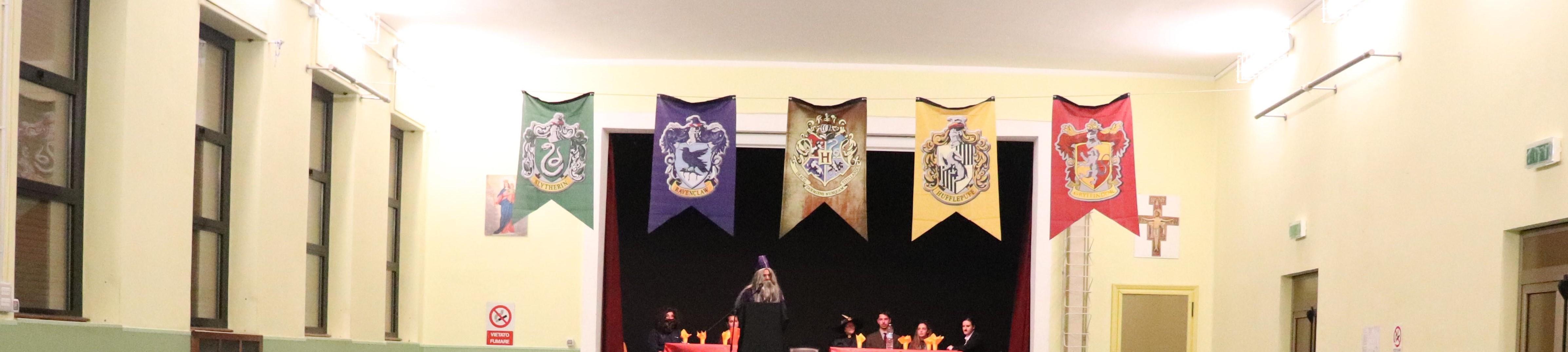 Acqui Terme: Carnevale a Hogwarts