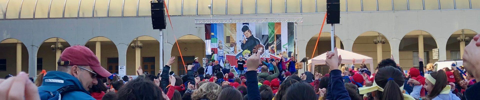 FESTA DELLA SCUOLA PRIMARIA AL COLLE DON BOSCO