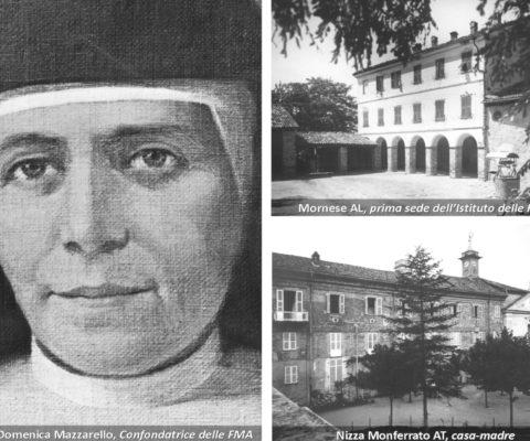 NIZZA MONFERRATO: 13 MAGGIO RIEVOCAZIONE DELL'ARRIVO DI MADRE MAZZARELLO