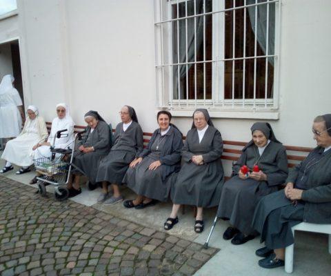 A CALUSO LA PRIMA VISITA DELL'ISPETTRICE ALLE COMUNITÀ