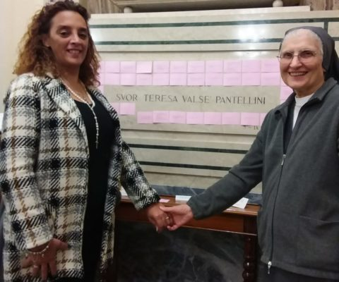 IN RICORDO DI SR TERESA VALSÈ PANTELLINI