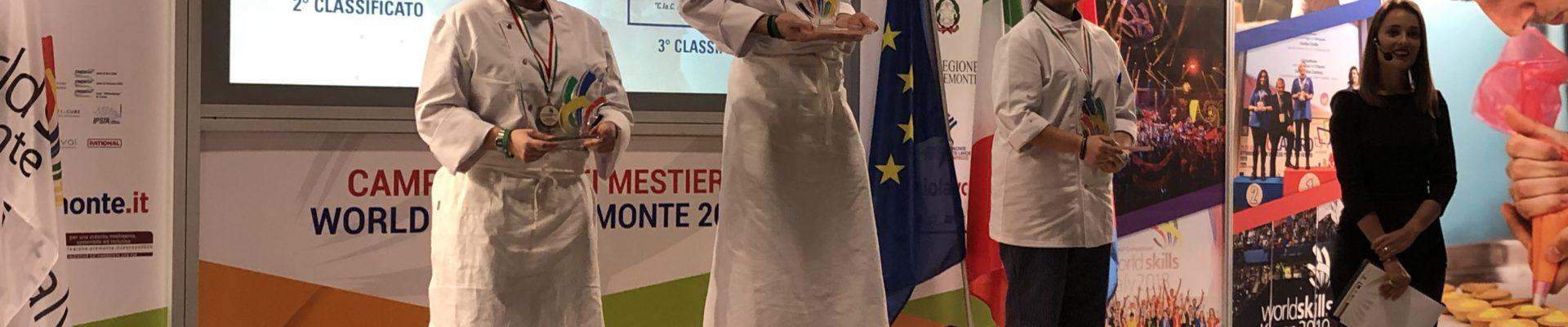 CIOFS-FP PIEMONTE: MEDAGLIA D'ARGENTO PER IL CFP AUXILIUM-LUCENTO