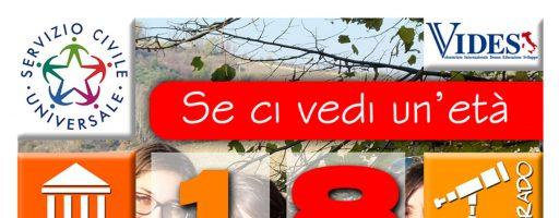 PARTE IL SERVIZIO CIVILE CON LE SALESIANE