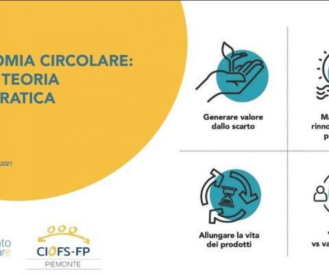 ECONOMIA CIRCOLARE E DI COMUNIONE AL CIOFS-FP PIEMONTE