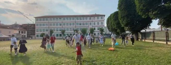 FINISCE LA SCUOLA, INIZIA L'ESTATE SALESIANA